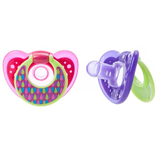 The First Years GumDrop Infant Pacifier – 6-18 months