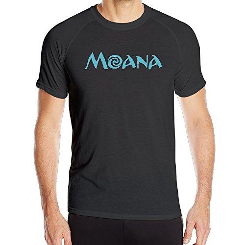 Running Cool Polyester Gentleman Moana Logo XX-Large Tshirts