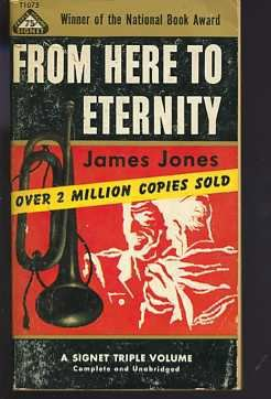 From Here to Eternity, JAMES JONES