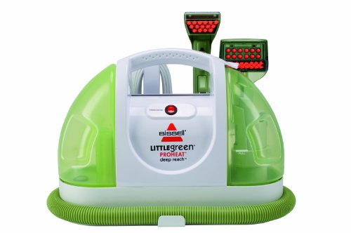 Bissell 2x Little Green Pet Carpet Upholstery Cleaner