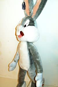 "Bugs Bunny BIG 18"" Applause 1990s Plush Doll"