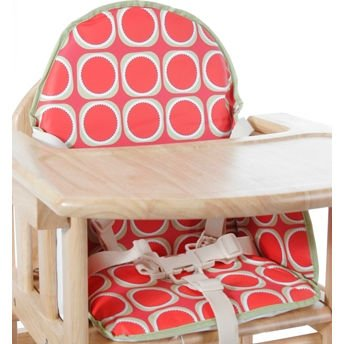 Watermelon East Coast Highchair Insert Cushion (Highchair Insert Pad compare prices)