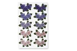 Martha Stewart Crafts Stickers, Dimensional Hydrangea