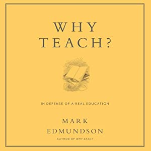 Why Teach? Audiobook