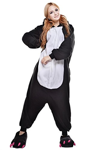 Penguin Christmas Carnival Costumes Anime Onesie Adults Kigurumi Pajamas Cosplay