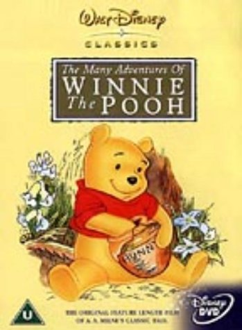 Winnie The Pooh - The Many Adventures Of Winnie The Pooh [DVD]