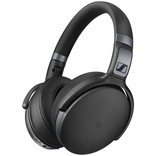 젠하이저 HD 4.40 블루투스 헤드폰 Sennheiser HD 4.40 BT Wireless Bluetooth Headphones,Black