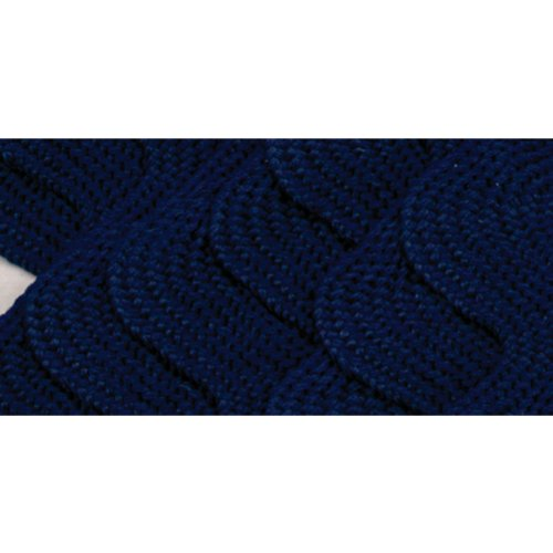 Wrights 117-402-055 Polyester Rick Rack Trim, Navy, Jumbo, 2.5-Yard