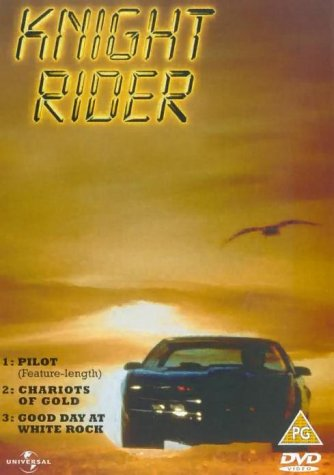 Knight Rider - Volume 1 [DVD]
