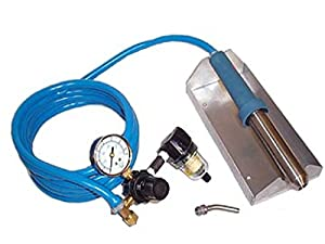 Seelye Model 63 270-11002 Welder Kit with 500W 120V Heating Element and Gray Carrying Case, American Blue from Seelye Acquisitions, Inc.