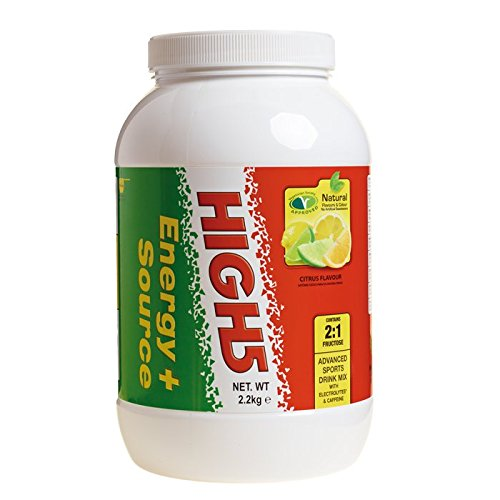 (GIG) (PK) 2014 High5 Energy Source Plus, 2.2kg Tub Citrus