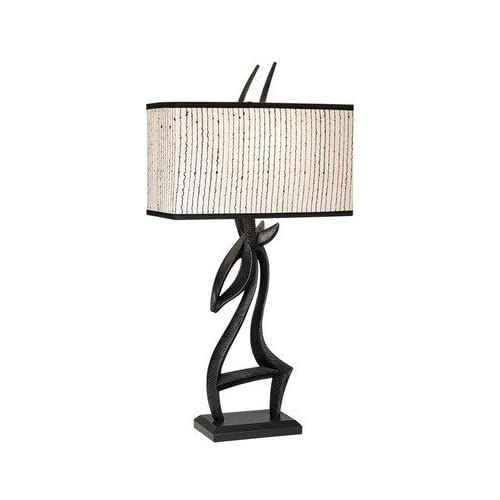 National Geographic African Gazelle Table Lamp