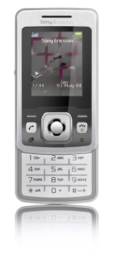 Sony Ericsson T303 shimmer silver Handy