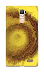 Amez designer printed 3d premium high quality back case cover for Oppo R7 Plus (Abstract 6)