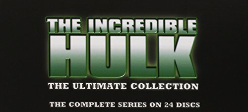 The Incredible Hulk: The Complete Seasons 1-5 [dvd] [1977] Picture