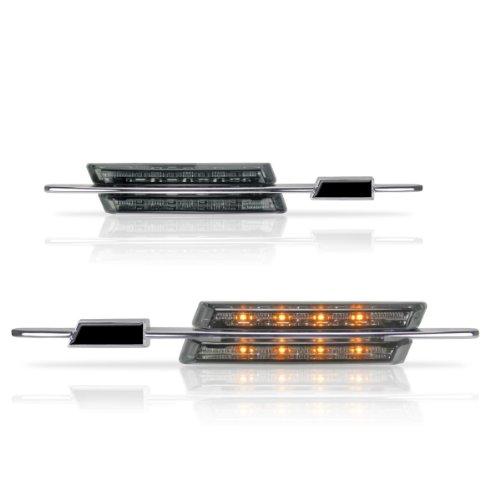 akhan-SB07-LED-clignotant-latral-Page-Blink-Leuchten-Convient-pour-BMW-E81E82E87E88E90E91E92E60E61