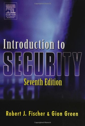 Introduction to Security, Seventh Edition
