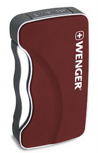 wenger-asterion-jet-flame-swiss-army-camping-lighter-red