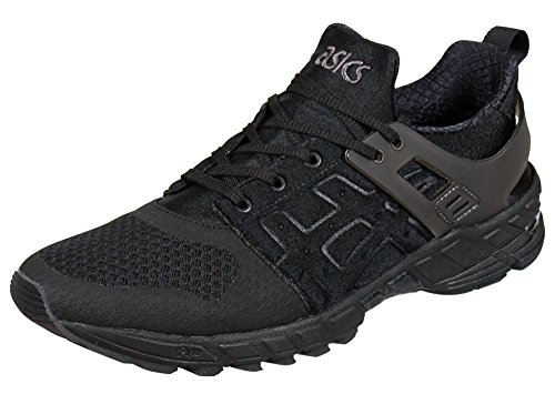 ASICS GT DS Retro Running Shoe, Black/Black, 9 M US