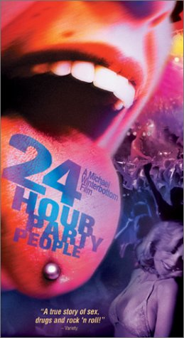24 Hour Party People [VHS] [Import]