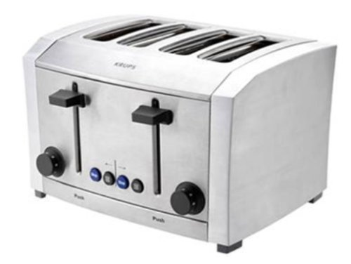 Oven Toaster: Krups Oven Toaster