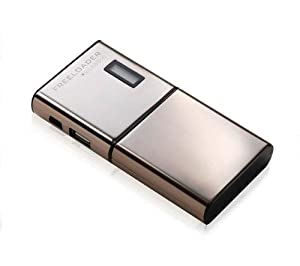 Solar Technology Classic Freeloader Solar Charger  - Silver