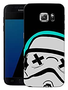 "Humor Gang Starry Night Saga Printed Designer Mobile Back Cover For ""Samsung Galaxy S7"" (3D, Matte, Premium Quality Snap On Case)"