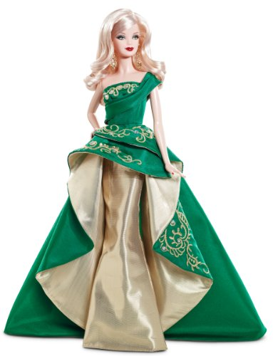 Barbie Collector Holiday Barbie 2011 Doll
