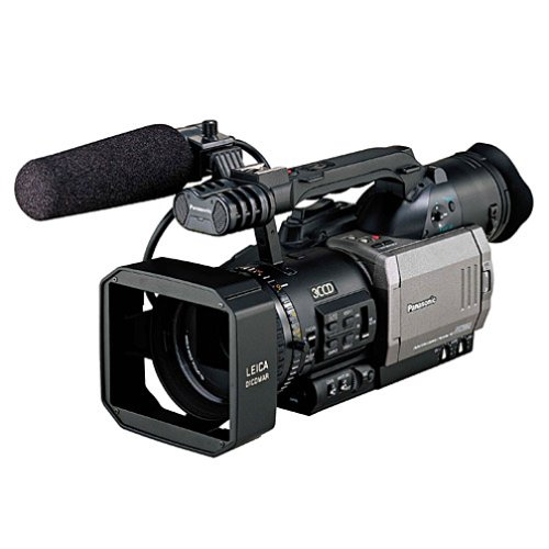 Panasonic Pro AG-DVX100A 3-CCD MiniDV Proline Camcorder w/10x Optical Zoom