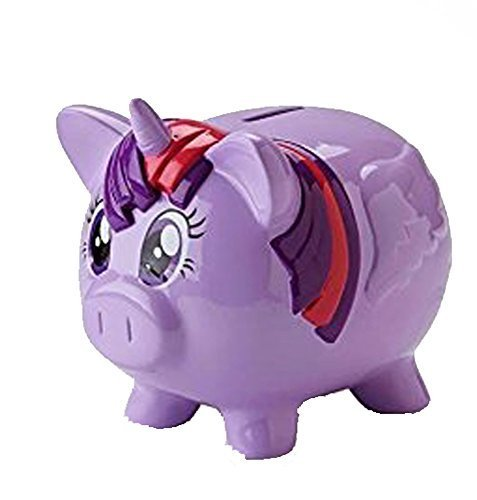 "My Little Pony ""Twilight Sparkle"" Ceramic Bank - 1"