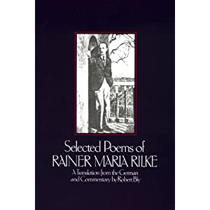 Cover image of Selected Poems of Rainer Maria Rilke