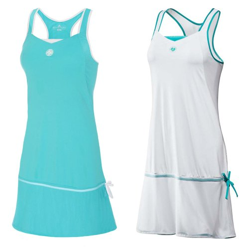 Adidas Womens Roland Garros 2012 ClimaLite Tennis Dress