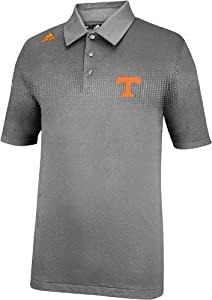 Tennessee Volunteers Adidas 2013 Sideline Coaches Polo Shirt - Gray by adidas