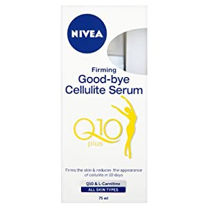 Nivea Firming Good-Bye Cellulite Serum Q10 Plus - 75 ml