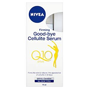 NIVEA Q10 Plus Firming Good-Bye Cellulite Serum - 75 ml