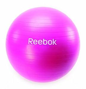 Reebok Gymball - Magenta (Pink), 55cm