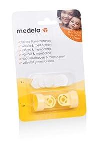 Medela 0080293 - Pack de válvulas y membranas por Medela