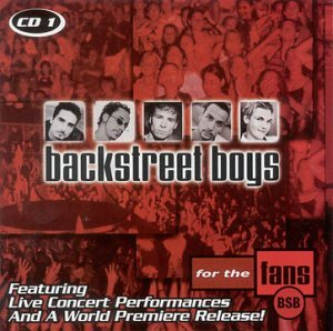 Backstreet Boys - For the Fans CD 1 [Limited] - Zortam Music
