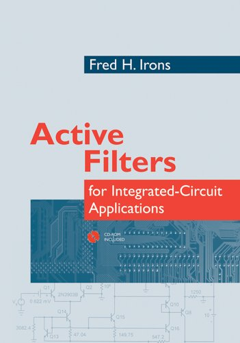 Active Filters for Intergrated-Circuit Applications (Artech House Microwave Library)