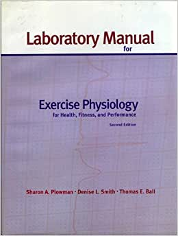 lab 1 discussion exercise physiology