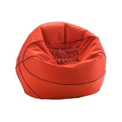 Comfort Research Big Joe Basketball Bean Bag With Smart Max Fabric front-824195