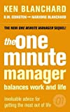 img - for The One Minute Manager Balances Work and Life book / textbook / text book