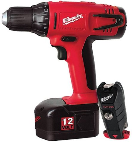 Milwaukee 0602-22 12-Volt Ni-Cad 3 8-Inch Cordless Driver Drill KitB0000WUQU2