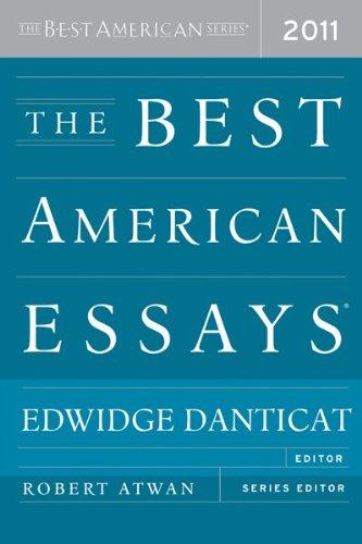 The Best American Essays 2011 (Best American Series)