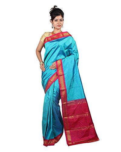 HANDWOVEN Kanjivaram Pure Silk Sarees