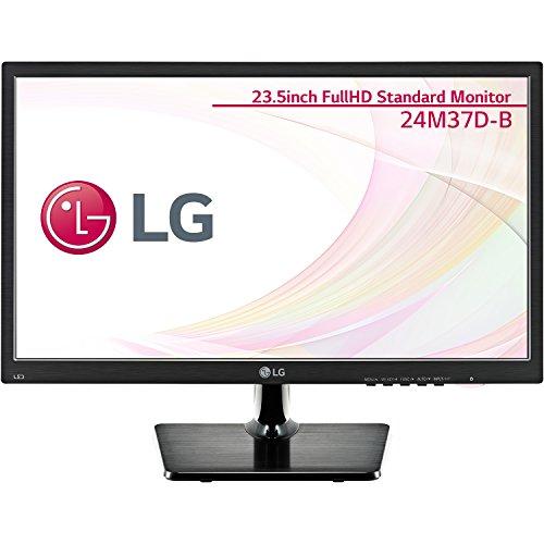 LG Electronics Japan 23.5型 TN 非光沢 1920×1080 ブラック 24M37D-B
