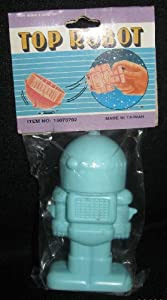 Top Robot - Vintage Robot Toy