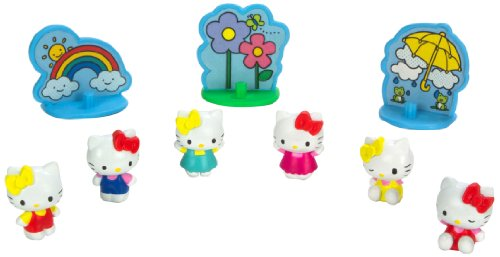 Blip Squinkies Hello Kitty Bubble Pack - Series 5 - Sisters with Tiny Toys