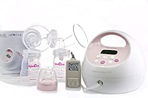 Spectra Baby USA S2 Double/Single Breast Pump, 3.3 Pound from Everready First Aid