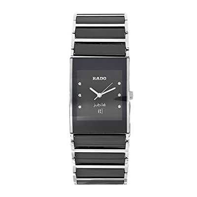Rado Men's R20784752 Integral Jubile Watch from Rado
